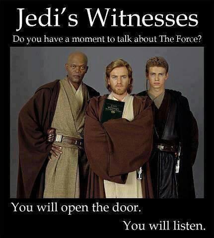 Jedi-witnesses